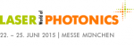 Laser World of Photonics 2015