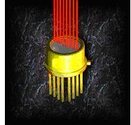 Single Mode 8-Beam Laser Diode
