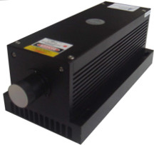 Yellow Diode Pumped Solid State Laser