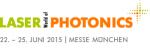 Laser World of Photonics 2015